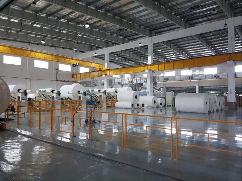 纸浆和造纸行业